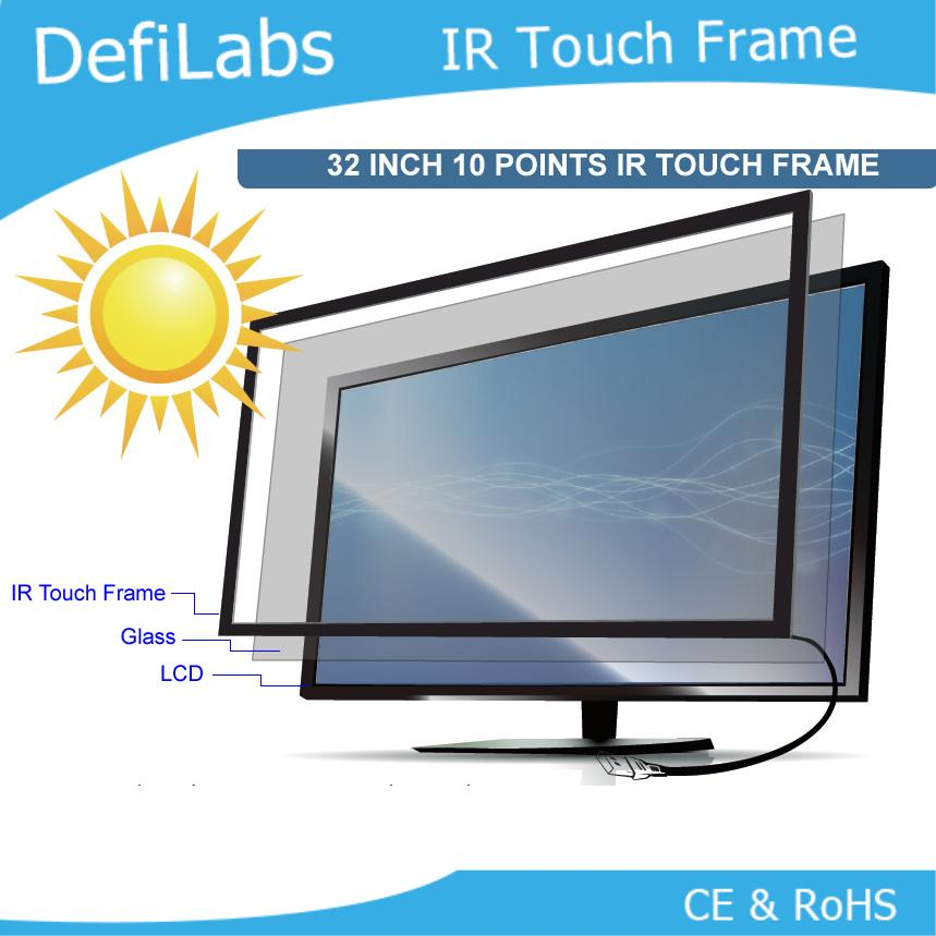 Inch Ir Touch Screen Frame Without Glass
