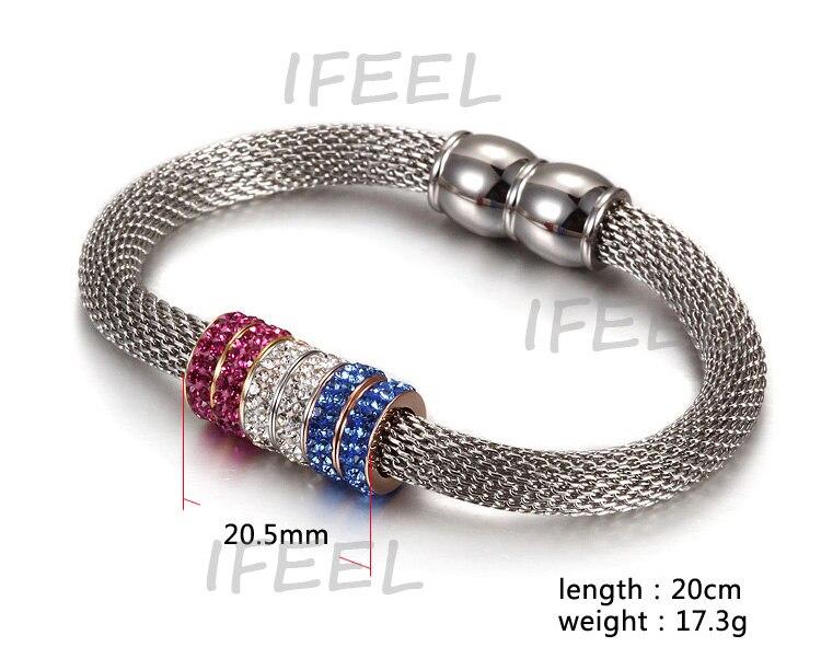Crystal Cuff Bracelets