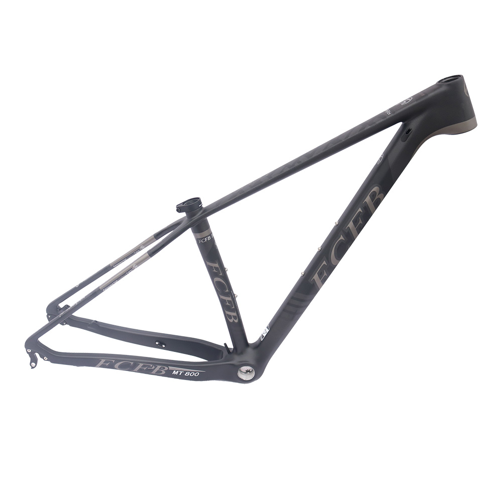 FCFB bicycle carbon 3K frame Chinese MTB carbon frame 15.5/17/19inch carbon mountain bike frame disc carbon mtb frame BSA 29er 2017 mtb bicycle 29er carbon frame chinese mtb carbon frame 29er 27 5er carbon mountain bike frame 650b disc carbon mtb frame 29