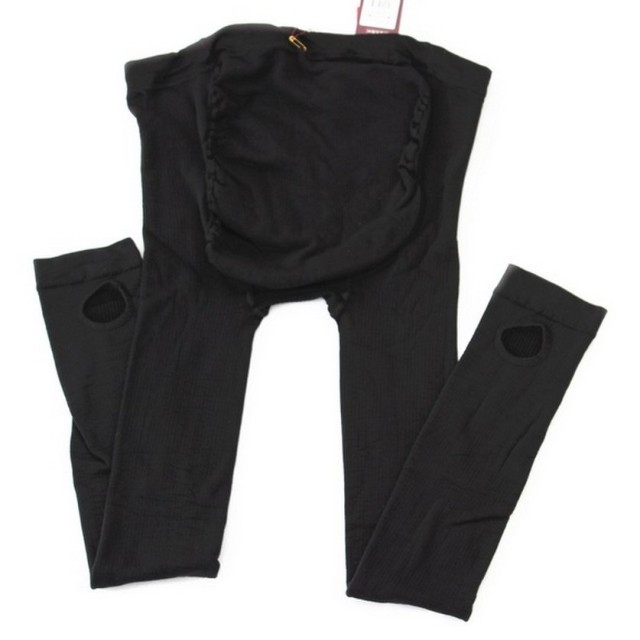 2016 Autumn Winter 3800D Adjustable Maternity Leggings High Elastic Warm Pants Clothes for Pregnant Women Stockings