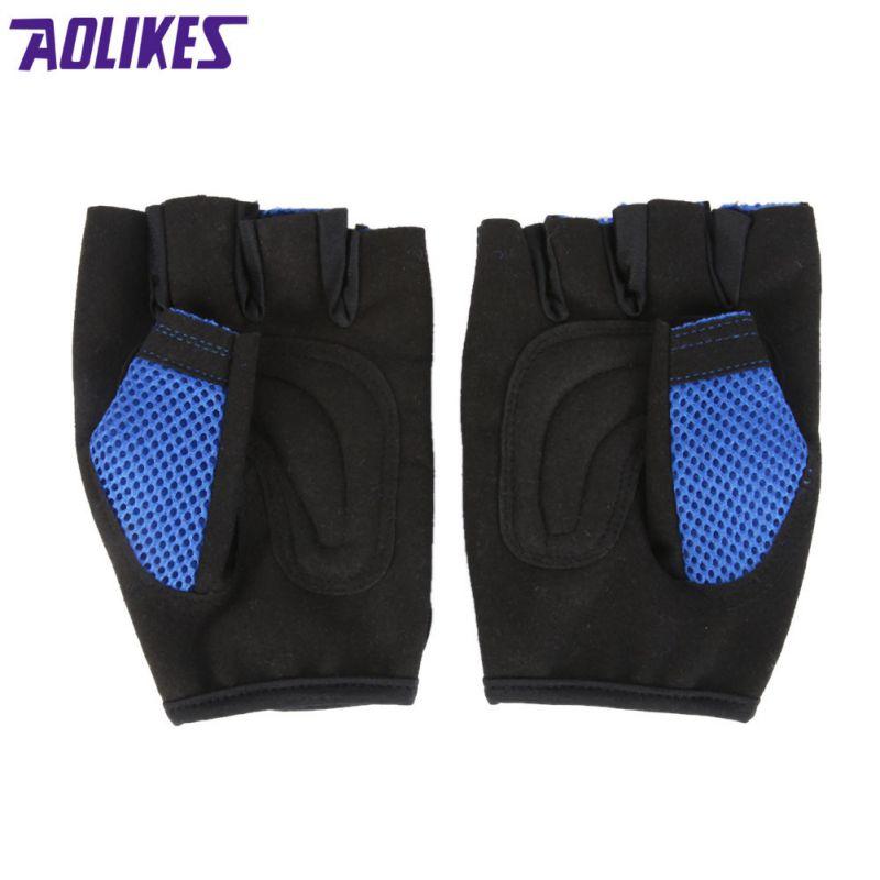 Personalized Fitness Gloves: For Men Women Custom Fitness Exercise Training Gym Gloves