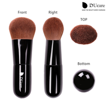 DUcare Powder Bronzer Brush High-Quality Soft Touch Synthetic Blushes Brush Free Shipping