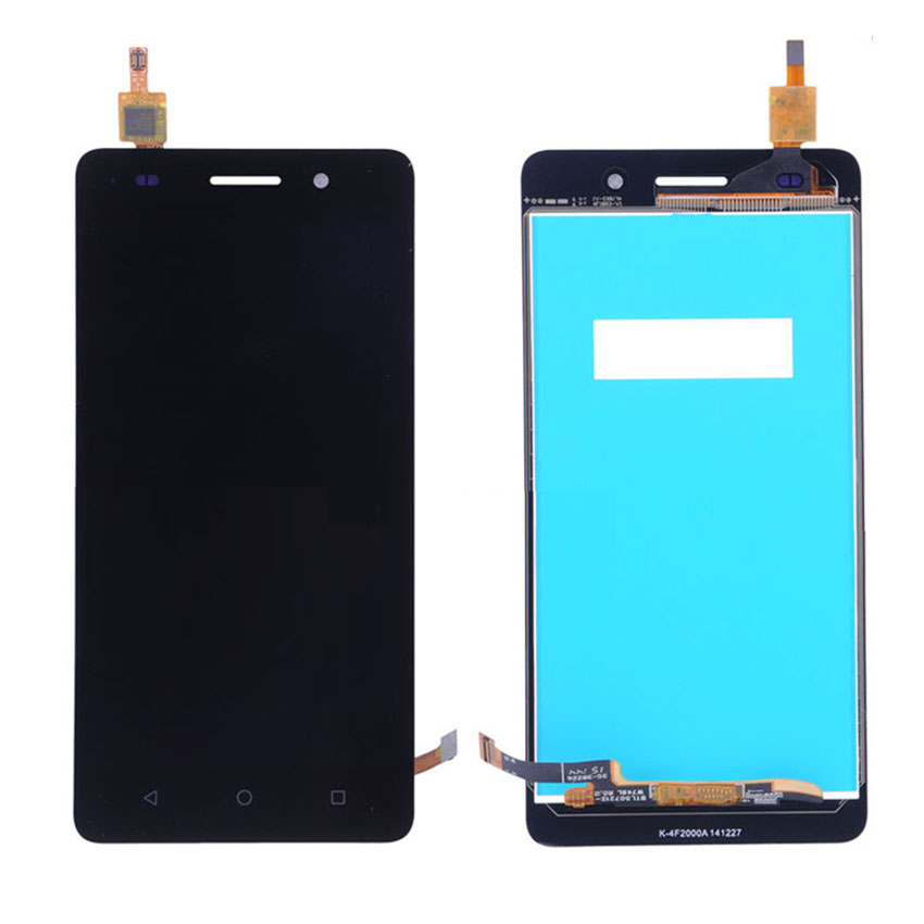 Best Quality 100% Warranty LCD Touch Screen Digitizer Assembly For Huawei Honor 4C Mobile Display Replacement Black/White/Gold