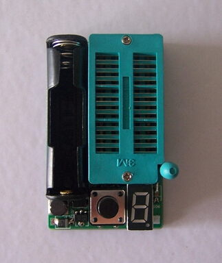 Circuito Optoacoplador : Envío libre probador de circuito integrado ic tester prueba