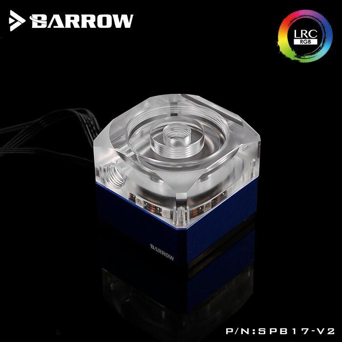 Brouette SPB17-V2, 17W PWM pompes combinées, LRC 2.0, réservoirs Wite, besoin de combinaison avec réservoir pour utiliser - 3