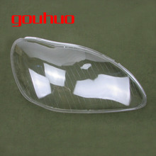 Headlight Cover Headlight Shell Transparent lampshade headlamp glass for 98-05 Mercedes Benz  W220 S280 S320 S500 S600 S350