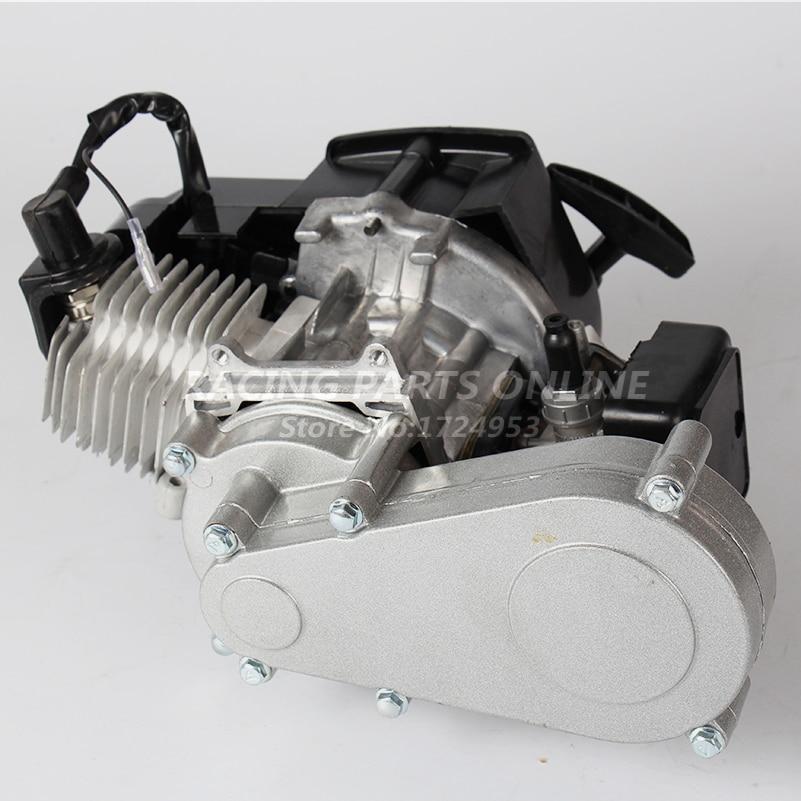 100 New 49cc Engine With Gearbox Of Mini Dirt Bike Off Road Bike