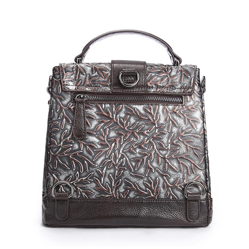 Bagaj ve Çantalar'ten Omuz Çantaları'de Norbinus 2018 Marka Tasarımcıları askılı çanta Moda Kadın omuz çantaları Hakiki deri çantalar Kadın Çiçek Tote Çanta Bolsas'da  Grup 2