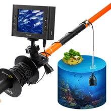 Erchang подводная рыболовная видеокамера рыболокатор инфракрасный датчик ночного видения 3,5 дюймовый водонепроницаемый монитор рыболокатор
