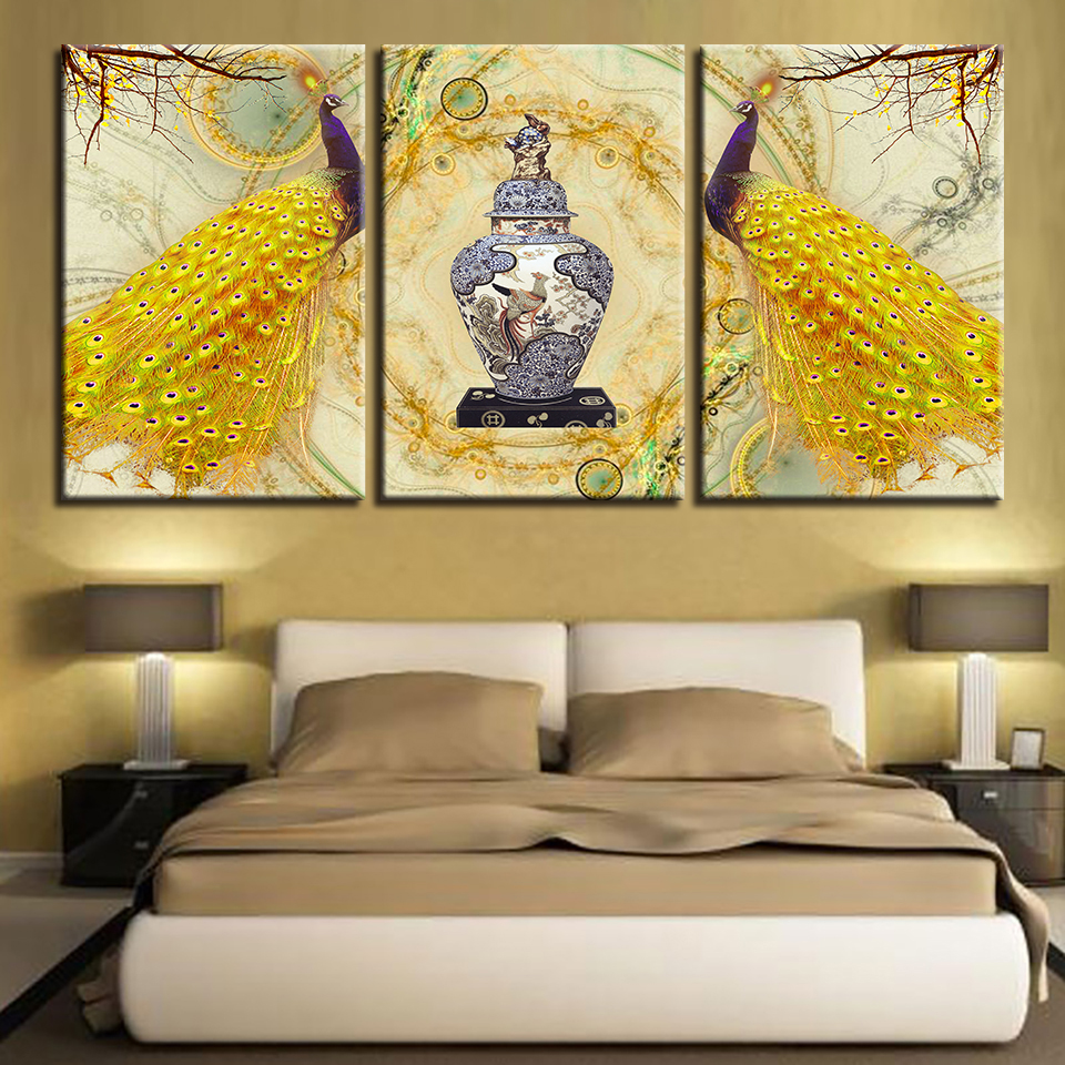 Aliexpress.com : Buy Canvas HD Prints Poster Wall Art Picture Frame ...