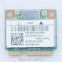 Free shipping Killer N1202 AR5B22 DUAL BAND 802.11n 2.4/5 GHz + BT 4.0 WIRELESS WIFI CARD for Bigfoot Dell 0CTJ7G