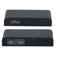 HDMI to SDI Converter HDMI Splitter to 3G HD SD SDI Signals Supports 1080P @ 60Hz 1 in 2 Out