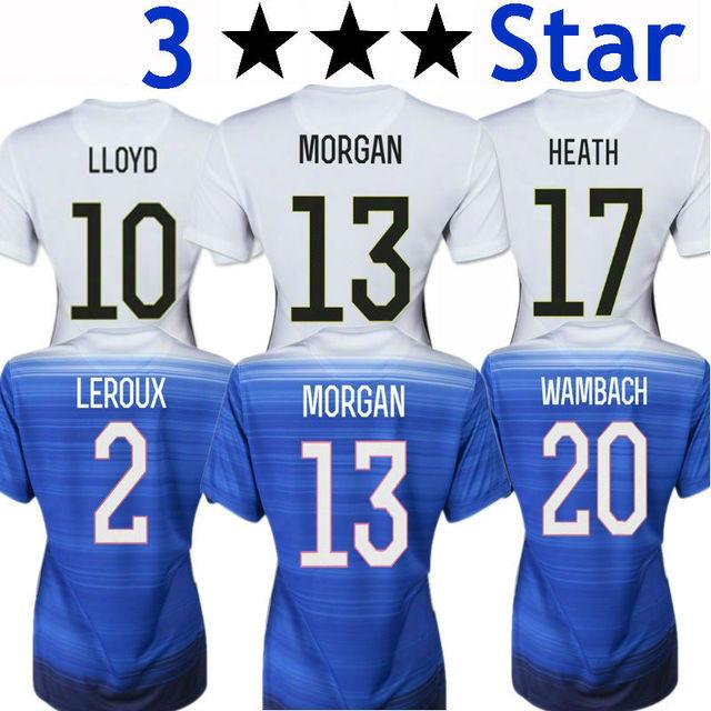 soccer jersey usa women jersey 2015 alex morgan lady 15 16 usa women girl lloyd