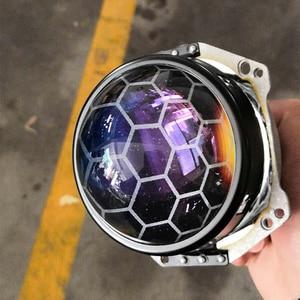 Image 5 - Ronan ampoules au xénon 3.0 pouces, bi bleu, pour HL 5R football, verre, verres, projecteur, utilisation D2S D2H D1S D3S D4S