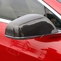 Крышка зеркала заднего вида из углеродного волокна для Tesla Model S 2014-2018