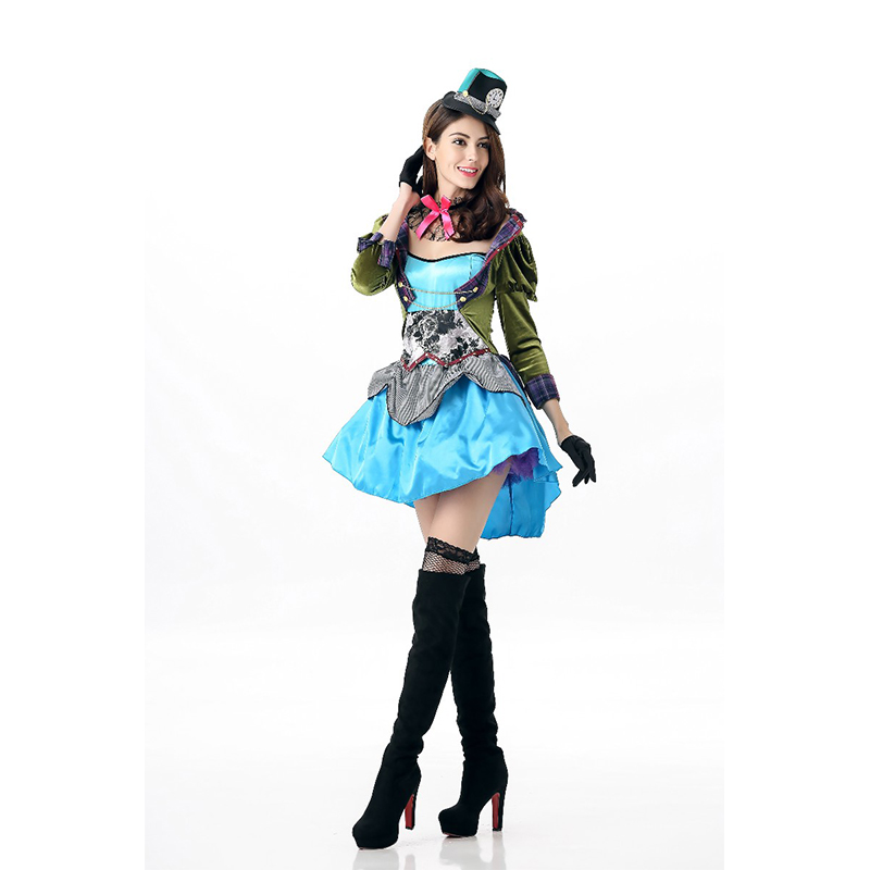 TITIVATE Sexy Circus Costume Deluxe Adult Womens Magic Moment Costume Adult Trainer Dress Halloween Fancy Dress -in Holidays Costumes from Novelty u0026 Special ...  sc 1 st  AliExpress.com & TITIVATE Sexy Circus Costume Deluxe Adult Womens Magic Moment ...