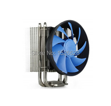 120mm fan,4pin PWM,4 heatipe,side-blown,for Intel LGA 775/115x/1366,for AMD FM1/FM2/AM3+/AM2+, CPU cooler, CPU fan, DeepCool s40