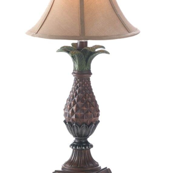 Koehler Home Decor Pineapple Table Lamp цена 2017