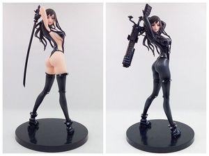 Image 2 - GANTZ O Shimohira Reika Sword Ver Sexy SM Girl 25cm PVC figurine toys Collection Anime Action Figure for Christmas gift