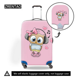 cartoon luggage cover