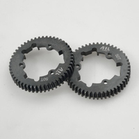 Free shipping Model car accessories 50T steel large gear traxxas x Maxx big X 8s 6S upgrade accessories new product for RC car
