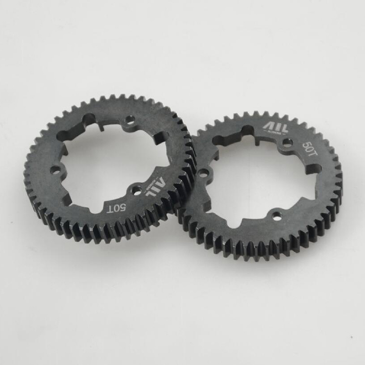 Free shipping Model <font><b>car</b></font> accessories 50T steel large gear <font><b>Maxx</b></font> big <font><b>X</b></font> 8s 6S upgrade accessories new product for <font><b>RC</b></font> <font><b>car</b></font> image