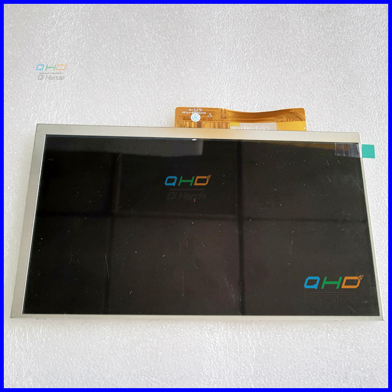 LCD Display Matrix For 7 prestigio MultiPad Wize 3087 PMT3087 3G Tablet 163*97mm LCD screen panel module Lens Replacement new lcd display matrix 7 for prestigio multipad wize 3137 3g tablet 1024 600 lcd screen panel replacement module ree shipping page 7 page 7