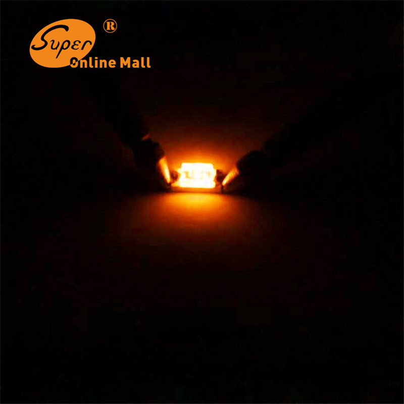 100 pcs SMD SMT 1206 Super bright ORANGE LED lamp Bulb GOOD QUALITY