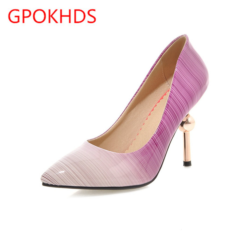 Online Get Cheap Purple High Heel Pumps -Aliexpress.com  Alibaba
