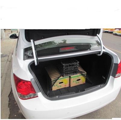 Auto Styling Achter Cargo Trunk Opslag Netto Zak Voor Peugeot 206 207 208 301 307 308 407 2008 3008 4008 Volume Groot