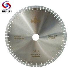 RIJILEI 500MM Stille Granit diamant sägeblätter cutter klinge für granit stein schneiden kreisförmigen Schneid Werkzeuge
