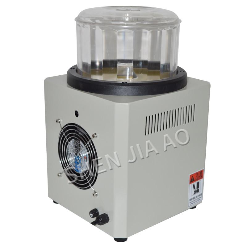 1tk 110V / 220V magnetilise trummelkõrvari juveeli poleerija Super - Elektrilised tööriistad - Foto 4