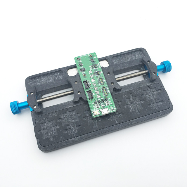 universal pcb holder fixtures jig stand for iphone cell phone mobile rh aliexpress com