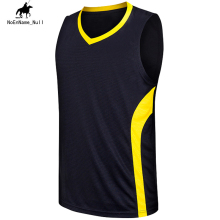 2017 Men's Vinegar Fiber Breathable Quick-Drying Sleeveless Basketball Sweater Summer New Version Plus Size 5XL 31