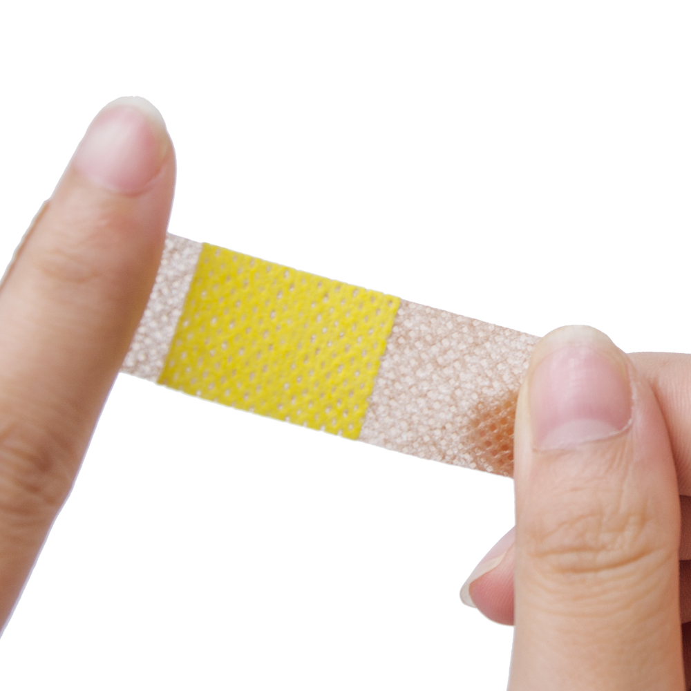 50Pcs/Box Band-Aid Brand Flexible Fabric Adhesive Bandages For Minor Wound Care K02501 5