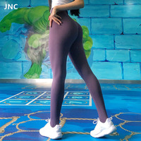 Top Quality Women Push Up Yoga Pants Solid Elastic Gym Fitness Legging Skinny Stretch Workout Running
