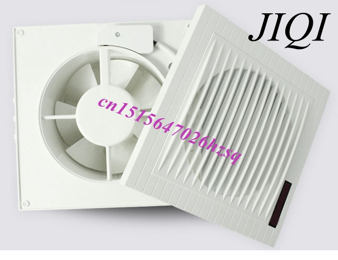 Kitchen Ventilator 6 Inch Ultrathin Advanced ABS Cover High   Quality  Copper Kitchen Bathroom Ventilator Exhaust
