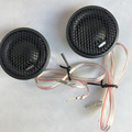 ZYHW Brand High quality design 120w 92db car tweeter tweeter 2pcs dome tweeter