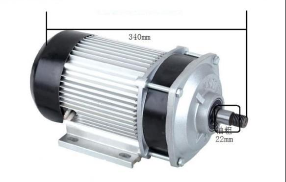 Fast Shipping 72V 2200W Brushless Electric Motor Unite Motor Scooter Bike Electric Tricycle Motor 3 Wheels Bike Motor