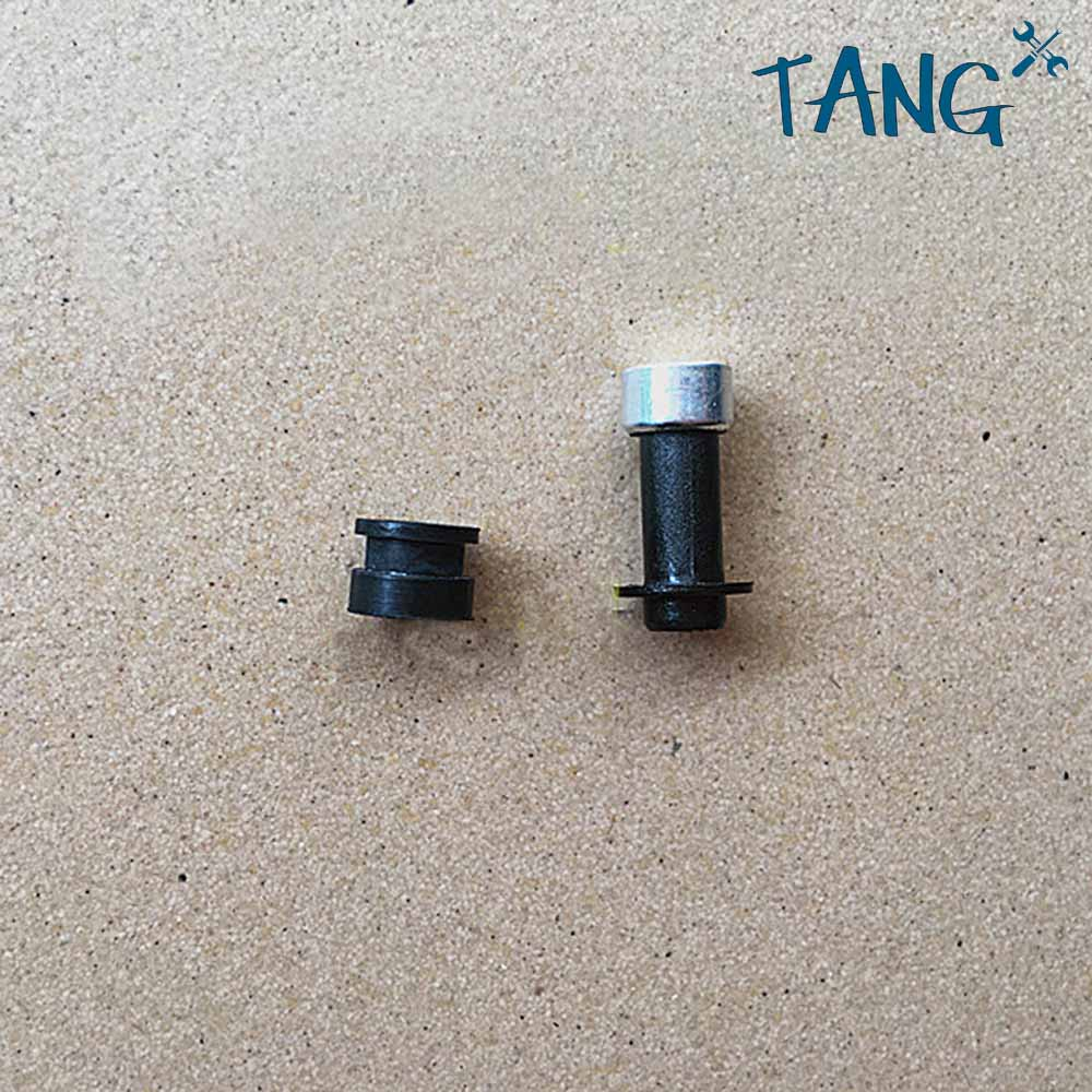 6PCS Ink Nozzle connection For <font><b>hp</b></font> <font><b>Designjet</b></font> z4000 z4500 z6100 z6200 T7100 <font><b>L25500</b></font> L26500 Ink Tubes CQ869-67072 CQ109-67004 image