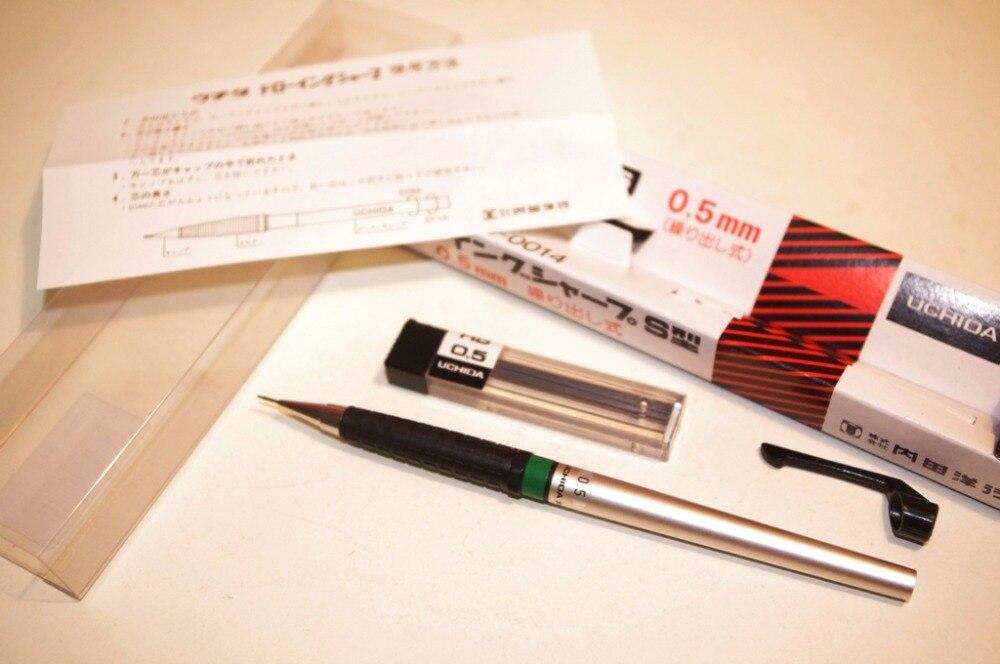 Lápis Mecânicos one piece marca uchida desenho Embalamento : Solto
