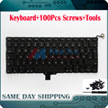 "OEM New for Apple MacBook Pro 13.3"" A1278 German Deutsch QWERTZ Tastatur Keyboard+keyboard screws+Tool 2009-2012 Year"