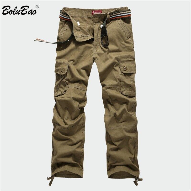 Joe Wenko Mens Elastic Waist Pocket Casual Drawstring Camo Jogger Pants