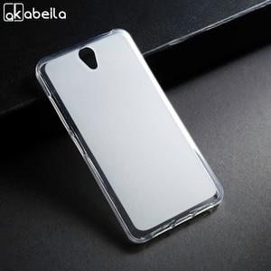 Soaptree Silicone Soft Cases For Lenovo Vibe S1 S1C50 S1A40 TPU Case Back Cover For Lenovo Vibe S1 Lite Lenovo S1La40 Phone Case(China)