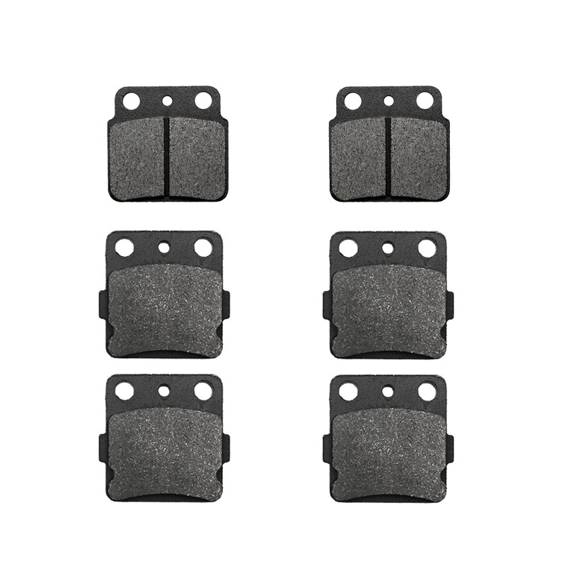 Brake-Pads Motorcycle Ltz 400 2003 2006 2005 2004 2007 Rear Front for SUZUKI 2009 And