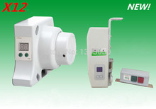 12pcs/lot New Edition 500W AC Servo Motor for Industrial Sewing Machine Instead Clutch Motor 700/747