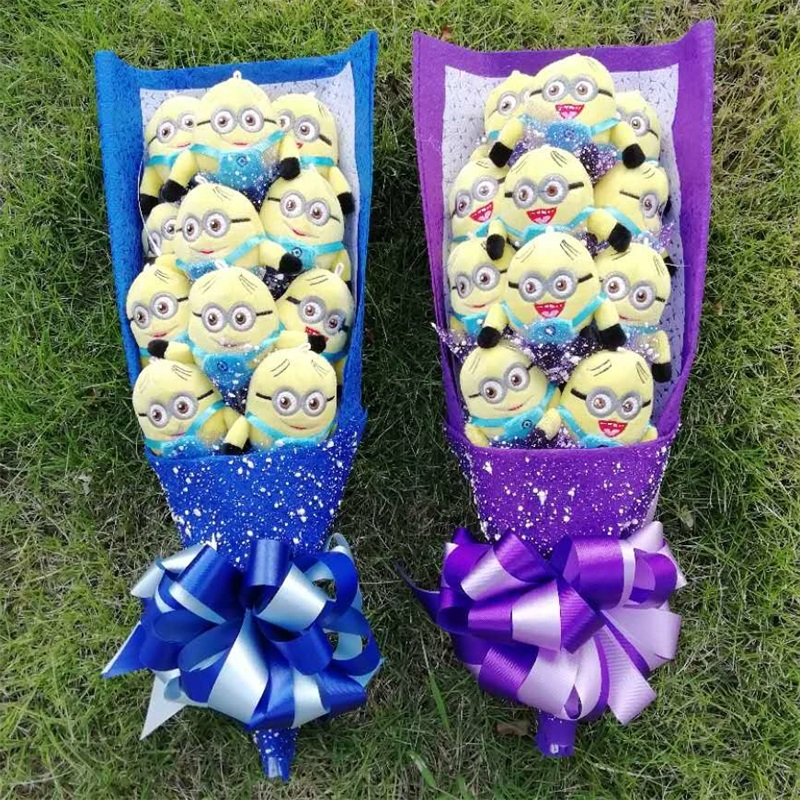 Hot sale low price stuff Animal plush toys cartoon flower bouquets gift box Creative Graduation Valentines Day Christmas giftsHot sale low price stuff Animal plush toys cartoon flower bouquets gift box Creative Graduation Valentines Day Christmas gifts