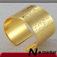 NEW Golden Leopard Lines Open Style Napkin Ring Round Chinese Ancient Printing Napkin Holders Wedding Resturant Goods