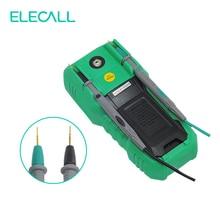 Elecall MK72 High – Precision True RMS Digital Multimeter Handheld Multimeter With Temperature Capacitance LCD Backlight UK