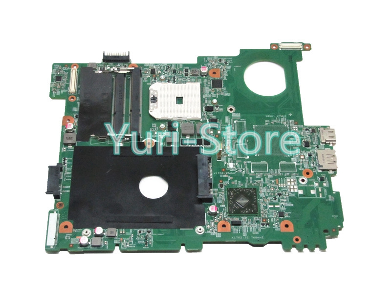 NOKOTION Laptop motherboard 0NKG03 NKG03 for Dell Inspiron M5110 Series Mainboard 100% Tested cn 0fj2gt 0fj2gt motherboard for m5110 laptop mainboard
